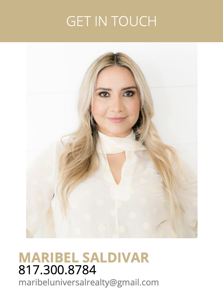 Photo of real estate broker and agent Maribel Saldivar with Universal Realty
